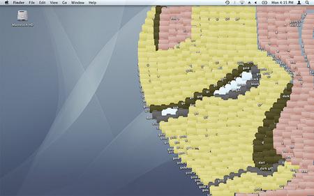 crazy desktop icons arktistic